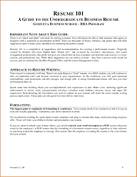 Examples Of Resumes Proper Resume Format 2018 For 93 How To Write
