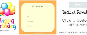 babysitting gift certificate template free generic certificate template free babysitting gift certificate