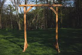 Diy Wood Wedding Arbor The Sorry Girls Wooden Arches Thesorrygirls Decor Drapes Photobooth Photoshoot Summer Flower Arch Floral Wall Archway Affordable Curtains