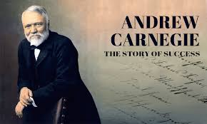 andrew carnegie essay the story of success com biography i start my andrew carnegie essay
