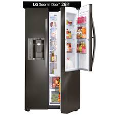 Largest Capacity Refrigerator Refrigerators Costco