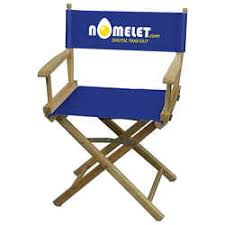customized folding chairs. Customized Director Chair Table Height - Full Color Folding Chairs H