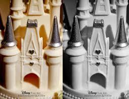 Wedding Cake Wednesday Cinderella Castle Topper Disney Weddings