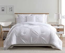 piece paige white comforter set
