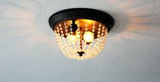 how to open chain link chandelier designs
