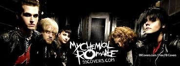 my chemical romance wallpaper photos