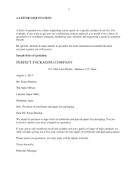 Best Solutions Of Quotation Reply Letter Business And Cover Letters