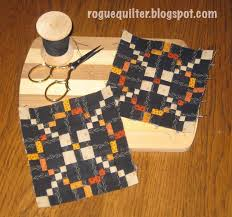 692 best Miniature quilts images on Pinterest | Mini quilts, Small ... & rogue quilter: The Making of a Mini Quilt Adamdwight.com