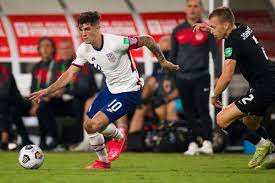 Theres no doubt within USMNT' - Pulisic ...