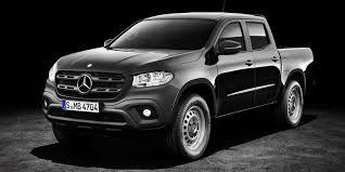 2018 mercedes benz x class.  benz 2018 mercedes x class benz pickup truck for