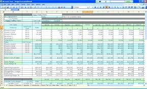 Business Expenditure Spreadsheet Free Small Business Budget Template