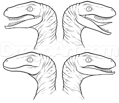 Small Picture impressive velociraptor drawing pages with velociraptor coloring