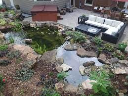 how to build a backyard koi pond you