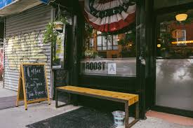 It's an outdoor coffee shop with park benches around it that's a great spot to eat russ and daughters' bagels. The Best Coffee Shops For Getting Work Done New York The Infatuation