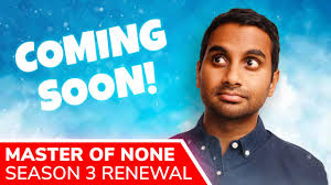 The second season of master of none streamed new on netflix in may 2017. Master Of None Season 3 Is Back After 3 Year Hiatus As Aziz Ansari Filming New Episodes In London Youtube