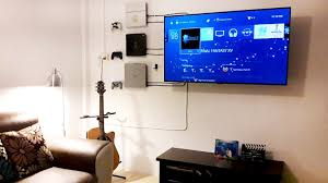 how to wall mount a ps4 full guide