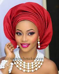 topnotch makeovers nigerian bride makeup and gele for 2016 bellanaija weddings 20160124 191924