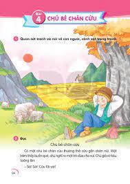 Bài 4 Chú bé chăn cừu - Tiếng Việt 1 - Tập hai - Tìm đáp án, giải bài