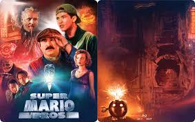 741 x 1079 png 2135 кб. Super Mario Bros Movie Getting New Release On Blu Ray With Limited Edition Steelbook At Zavvi Nintendo Everything