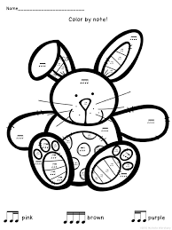 ecda4f0761555a38dc4197357855bf8b music worksheets a bunny 17 best images about teaching music worksheets on pinterest on music literacy worksheets