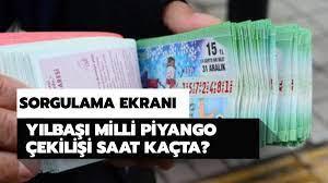 Milli Piyango 2020 yılbaşı bilet sorgulama ekranı: Yılbaşı Milli Piyango  çekiliş sonuçları açıklandı!