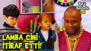 Lamba Cini Şoker'in Dileklerini Nana'ya Söyledi | Bez Bebek Eğlenceli  Videolar - YouTube