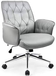 Stylish office chairs for home Small Space Image Unavailable Image Not Available For Color Comhoma Modern Home Office Chair Vegan Leather Upholstered Stylish Amazoncom Amazoncom Comhoma Modern Home Office Chair Vegan Leather