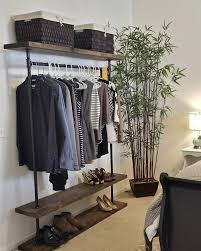 Rolling Coat Rack With Shelf SMALL I Rack Double 100 Furniture By MaverickIndustrial On Etsy 26