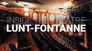 Step Inside Broadways Lunt Fontanne Theatre Playbill