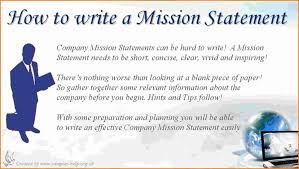 Vision Statement For A Daycare Center