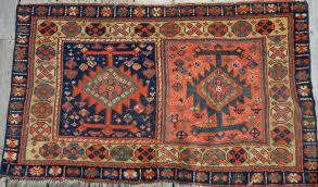 kurdish chuval 19th c 3 7 x 2 1