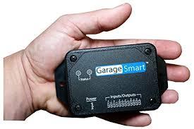 smart garage door openerGarageSmart GS100  Wifi Garage Door Opener  Controls up to 3