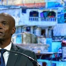 Jovenel Moïse obituary   Haiti