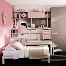 Teenage Bedroom Design Converge With Study Room Decorations And Room Design For Girl