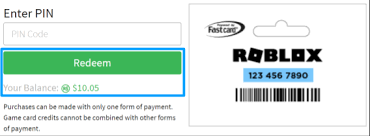How To Redeem Game Cards Roblox Support