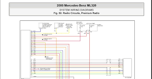 2000 mercedes benz ml320 system wiring diagrams radio circuits 2000 mercedes benz ml320 system wiring diagrams radio circuits premium radio schematic wiring diagrams solutions