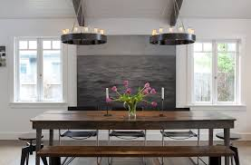 modern dining table with bench. Awesome Modern Dining Room Table With Bench Wrought Iron Garden Chairs Design Ideas O