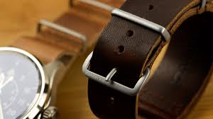 of course you have to know how to fit nato watch straps properly if you are going to wear them with maximum style
