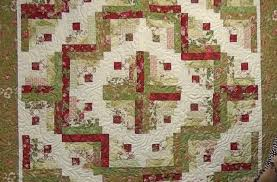missouri star quilt company quilting tutorials - string & scissors & curved log cabin Adamdwight.com