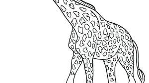 Giraffe Printable Template Giraffe Mask Template Printable Coloring Pages Adult Giraffes