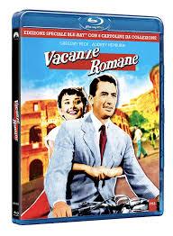 HOME VIDEO] Vacanze Romane - La Favola Con Audrey Hepburn E Gregory Peck  Per La Prima Volta In Blu-Ray