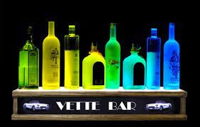 24 led corvette bar shot glass liquor bottle display light 1 of 1only 3 available see more