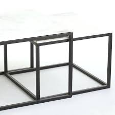 marble nesting tables nested coffee table elegant round marble nest society intended for 7 marble nesting marble nesting tables