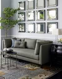 living room with mirrored furniture. Full Size Of Sofa:sofa Mirror Sofa Sale Large Behind Round Living Room With Mirrored Furniture