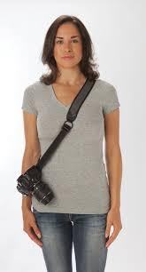 Ремень плечевой <b>Joby UltraFit Sling</b> Strap™ (жен) (т.серый) для ...