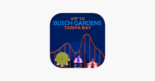 app to busch gardens tampa bay on the app