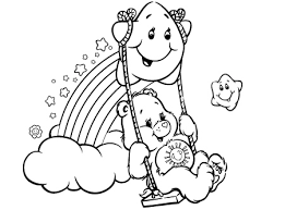 Small Picture Swinging With Funshine Care Bears UK Welcome to CareBearscouk