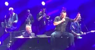 billy joel concert madison square garden. Wonderful Joel Bruce Springsteen And Billy Joel Performing Together At MSG And Concert Madison Square Garden I