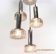 staff bubble glass pendant chandelier