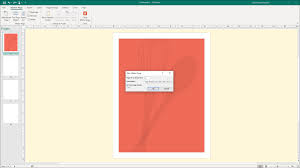 Design Page Number Master Pages In Publisher Instructions Teachucomp Inc